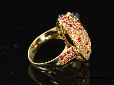 Black Star Sapphire Gold Ring Buy Gemstone loose stone colorstone