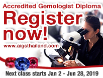Accredited Gemologist Diploma
