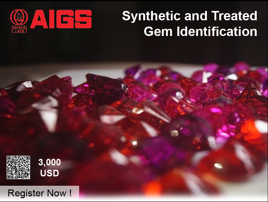 Synthetic, treated, Identification ,Gem